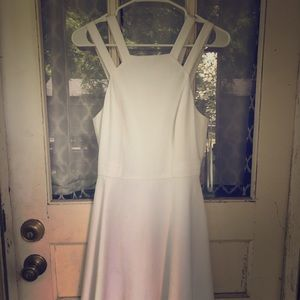 White French connection dress- never worn!